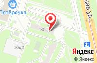 Схема проезда до компании Консьержъ в Санкт-Петербурге