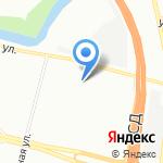 Black Belt на карте Санкт-Петербурга