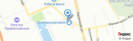 Mr.success на карте Санкт-Петербурга