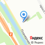 Фотоцентр на карте Санкт-Петербурга