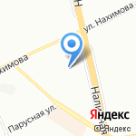 Васильевский Квартал на карте Санкт-Петербурга