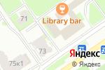 Схема проезда до компании Сеть платежных терминалов в Санкт-Петербурге