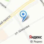 СевЗапСтройМонтаж на карте Санкт-Петербурга