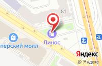 Схема проезда до компании Апрель Медиа в Санкт-Петербурге