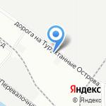 GruzMarket на карте Санкт-Петербурга