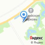 Крупский на карте Санкт-Петербурга