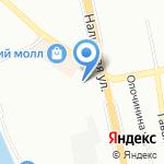Пневма на карте Санкт-Петербурга