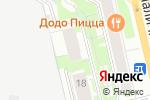 Схема проезда до компании АВЛайт в Санкт-Петербурге