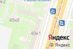 Схема проезда до компании Магазин овощей, фруктов и кондитерских изделий в Санкт-Петербурге