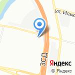 Жилищный кооператив №57 на карте Санкт-Петербурга