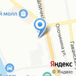 Ультра Дент СПб на карте Санкт-Петербурга