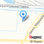 А.С.К. на карте Санкт-Петербурга