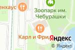Схема проезда до компании Карл и Фридрих в Санкт-Петербурге