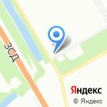 ТрансСтройАвто на карте Санкт-Петербурга