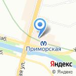 Магазин табачных изделий и напитков на карте Санкт-Петербурга