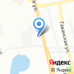 Office Walls на карте Санкт-Петербурга