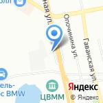 Жилкомсервис №1 Василеостровского района на карте Санкт-Петербурга