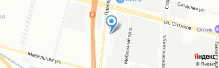 Nipponhim на карте Санкт-Петербурга