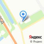 Церковь Святого Николая Чудотворца на карте Санкт-Петербурга
