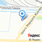 Наиль на карте Санкт-Петербурга