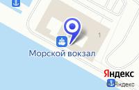 Схема проезда до компании ОПТОВАЯ КОМПАНИЯ ПЕТЕРБУРГСКАЯ БУНКЕРНАЯ КОМПАНИЯ в Санкт-Петербурге