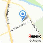 Кот и Пёс на карте Санкт-Петербурга
