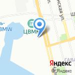 Компасс-Реал-Строй на карте Санкт-Петербурга