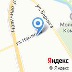 Магазин мультимедийной продукции на карте Санкт-Петербурга