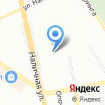 Специальная коррекционная общеобразовательная школа №4 VIII вида на карте Санкт-Петербурга