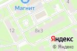 Схема проезда до компании Центральная районная библиотека им. М.В. Ломоносова в Санкт-Петербурге