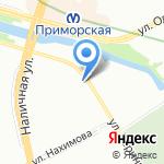 ПрофильСтройПроект на карте Санкт-Петербурга