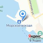 Гранд Фудс на карте Санкт-Петербурга