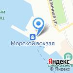 ТАЛАНТО на карте Санкт-Петербурга