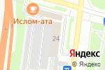 Схема проезда до компании Мастерская по ремонту одежды, обуви и изготовлению ключей в Санкт-Петербурге