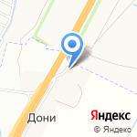 АЗС СПТК 11 на карте Санкт-Петербурга