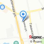Пушистый Друг на карте Санкт-Петербурга