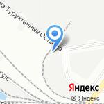 Мостоотряд 26 на карте Санкт-Петербурга