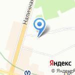НОРД ВЕСТ КОНТРОЛЬ СЕВЗАПМОНТАЖАВТОМАТИКА на карте Санкт-Петербурга