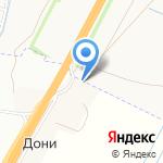 Курский дворик на карте Санкт-Петербурга