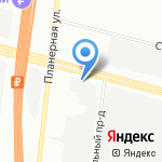 Гидравлик Маркет на карте Санкт-Петербурга