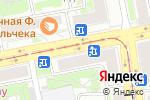 Схема проезда до компании Командор-Плюс в Санкт-Петербурге
