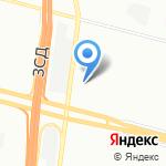 Вера на карте Санкт-Петербурга