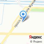 Vsё хоrошо на карте Санкт-Петербурга