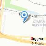 Средняя общеобразовательная школа №640 на карте Санкт-Петербурга