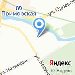 ПромТехМонтаж на карте Санкт-Петербурга