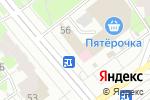 Схема проезда до компании БиоЛайф-Экспресс в Санкт-Петербурге