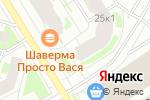 Схема проезда до компании Швейная мастерская в Санкт-Петербурге