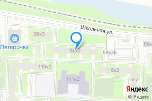 Однокомнатная квартира в Санкт-Петербурге Школьная ул., 88к2