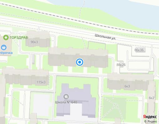 Товарищество собственников жилья «Застава» на карте Санкт-Петербурга