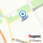 Мировые судьи Приморского района на карте Санкт-Петербурга
